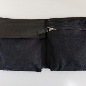 Gucci Belt Monogram Gg Fanny Pack Waist Pouch